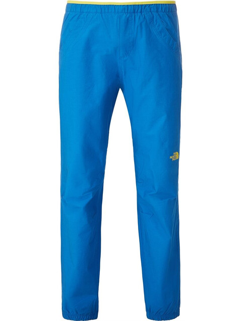 The North Face M's Edge Pant Snorkel Blue
